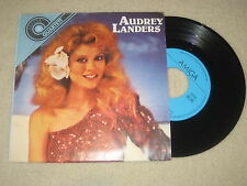 Audrey Landers - Playa Blanca   Vinyl  Single Amiga Quartett