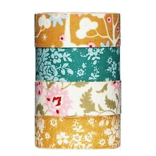 Tilda Assorted Design Spring Diaries Adhesive Fabric Tape Crafts Card Making