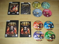 STAR WARS - KNIGHTS OF THE OLD REPUBLIC 1&2  Pc Cd Rom  KOTOR 1 & 2  - FAST POST