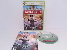 Monopoly (Microsoft Xbox 360) Classic & Worldwide World Edition Boards Game