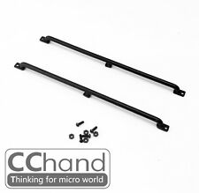 CC hand RC4WD G2  land rover D90 D110 Metal Side Boay Bar 1pair