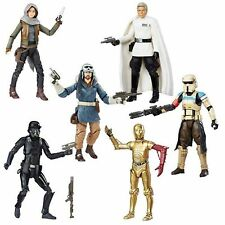 Star Wars The Black Series 6-Inch Action Figures Wave 8 Case KRENNIC CASSIAN