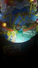 Simpsons Pinball trough light