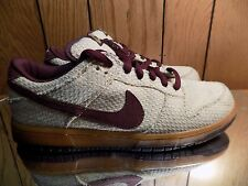 NIKE SB DUNK LOW HEMP MAHOGANY PRO PAUL BROWN SKUNK JEDI DE LA SOUL 420 SZ 10