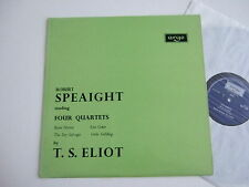 ROBERT SPEAIGHT: Reading Four Quarters by T.S. Eliot. LP. Argo MONO PLP 1109 GB