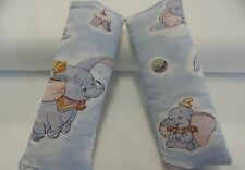 Child Car Seat Strap Covers Pram Stroller Highchair Capsule - Classic Dumbo