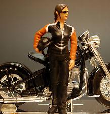 Biker Motociclisti Jane, 1:12, American Diorama 77712