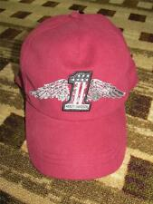 Harley Davidson Women's Fitted  Baseball Winged Cap-Hat  NEW $25