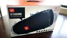 JBL Xtreme Portable Wireless Splashproof Bluetooth Speaker - Black
