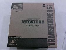 Transformers Kids Nation, Kids Logic - Megatron (Limited Clear Ver + LED Light)