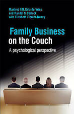 Family Business on the Couch, Manfred F. R. Kets de Vries