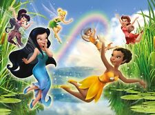 Childrens Girls 50 Piece Disney Tinkerbell Iridessa Fairies Jigsaw Puzzle 5109b