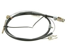 MG MGB 63-76 Parking Brake Cable with Wire Wheels OEM AHH8451