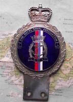 c1950 Vintage Car  Mascot Badge : Royal Naval Association may be by Gaunt
