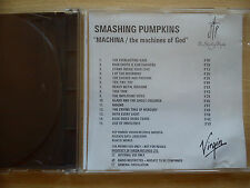THE SMASHING PUMPKINS – ''MACHINA/THE MACHINES OF GOD''. ONLY PROMO COPY.