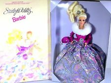 NIB BARBIE DOLL 1995 STARLIGHT WALTZ GOOD BOX