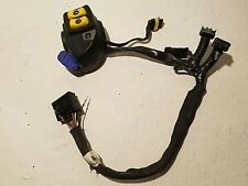 2005 Ski Doo Mach Z 1000 Adrenaline Left Hand Handle Bar Start Switch 05 RT U320