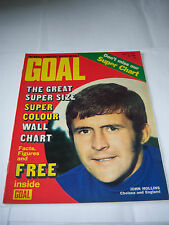 But de football magazine 5/8/72 - #206 - hereford united/chelsea