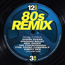 12 Inch Dance - 80's Remix - New Triple CD - Pre Order - 17th March