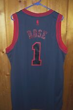 Derrick Rose Chicago Bulls Authentic adidas NBA jersey SZ XXL look-c