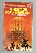 ARSEN DARNAY  pb A Hostage for Hinterland