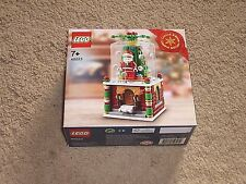 LEGO Christmas - Snowglobe (40223) - Brand NEW & SEALED limited edition.