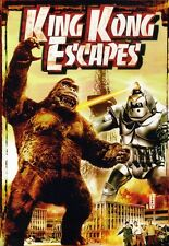King Kong Escapes DVD Region 1 WS