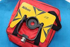 New Nikon Orange Single Prism Target for Pentax Nikon total station surveying