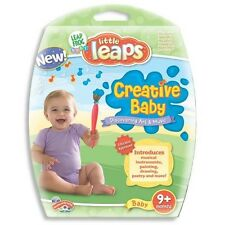 New - Leap Frog Little Leaps - Creative Baby Discovering Art & Music