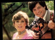 Marianne und Michael Autogrammkarte Original Signiert ## BC 49032
