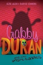 Gabby Duran and the Unsittables by Elise Allen Brand New Hard Cover