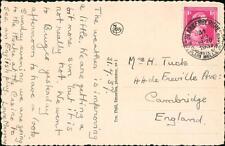 Mrs H Tuck. 44 De Freville Avenue, Cambridge   BG.5