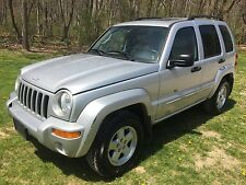 Jeep: Liberty 4dr Limited