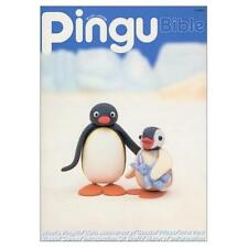 Pingu Bible official character book
