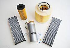 Inspektionspaket Inspektionskit Filterset Audi A6 C6 3,0TDI Quattro 165KW 225PS
