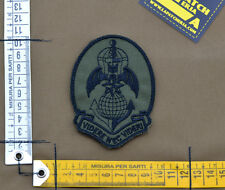 "Ricamata / Embroidered Patch Italian SF ""185°RAO"" with VELCRO® brand hook"