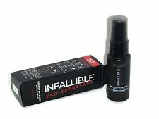 L'OREAL Travel Size Infallible Pro-Set  Makeup Extender Setting Spray 1 oz.