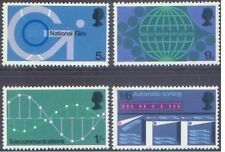 Great Britain 1969 POST OFFICE TECHNOLOGY (4)  Unhinged Mint SG 808-11