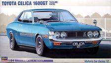 Hasegawa HC-12 Toyota Celica 1600GT 1970 1/24 scale kit