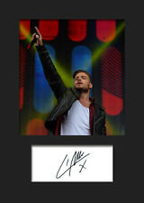 LIAM PAYNE (One Direction) #3 Signed A5 Mounted Photo Print - FREE DELIVERY