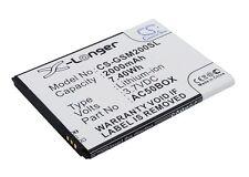 Batterie pour GSMART AC50BOX Mika M2 2000mAh 4894128096276