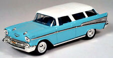 New In Box  1/43  Diecast  O Scale  Chevrolet 1957 CHEVY  NOMAD STATION WAGON