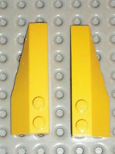 Ailes LEGO Yellow wedges ref 41747 & 41748 / set 10026 7776 7660 7133 8143 8183