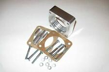 """JEEP WRANGLER """"HELIX"""" THROTTLE BODY SPACER 4.0L , 2.5L YJ 87-95  (FIT'S JEEP)"""