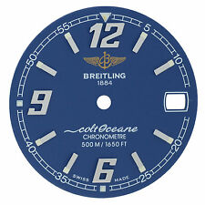 Breitling A57350 / C509 Colt Oceane 24 mm Blue Dial for 33 mm Women's Watch