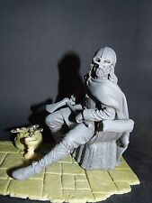 Foxwood Figure 1-16th/120mm Viking Chieftain RESINA KIT Pete Morton Scolpire