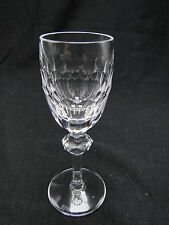 Waterford Curraghmore Cordial Glasses 4 3/4in Clear Cut Crystal