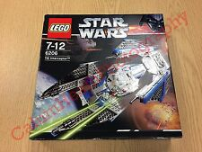LEGO 6206 Star Wars TIE Interceptor (2007) | New, Factory-Sealed & GREAT! RARE
