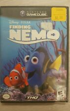 Finding Nemo Player's Choice (Nintendo GameCube, 2004) - Missing Manual