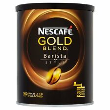 Nescafe Gold Blend Barista 180g Free Uk Delivery